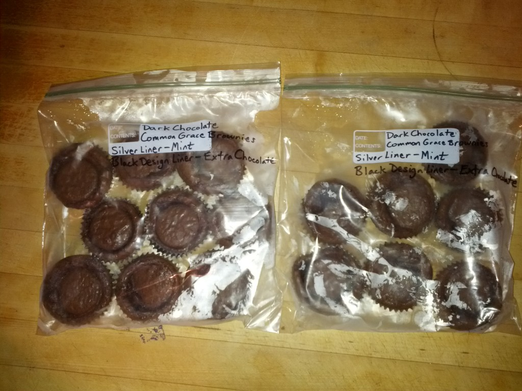 Common Grace Brownies